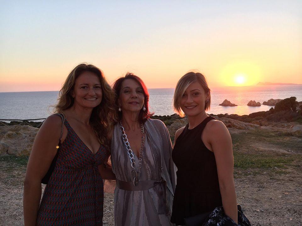Cristina Muntoni • Al Gran Gala degli Ambasciatori del ...