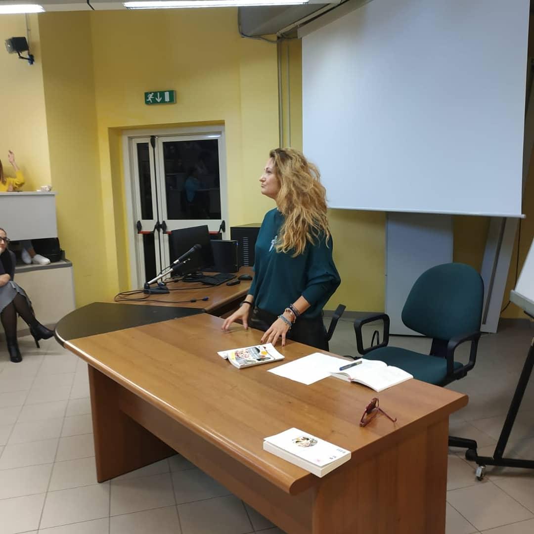 Cristina Muntoni • In cattedra alla Facoltà di Studi ...