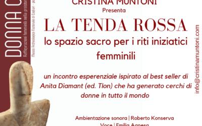 La Tenda rossa e lo spazio sacro per i riti iniziatici femminili al Museo Archeologico