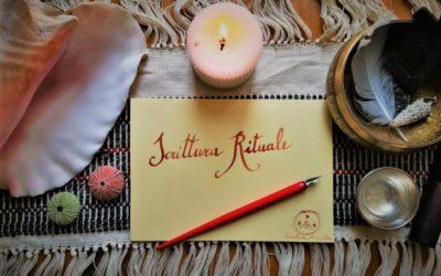 Laboratorio di scrittura rituale a Villasimius