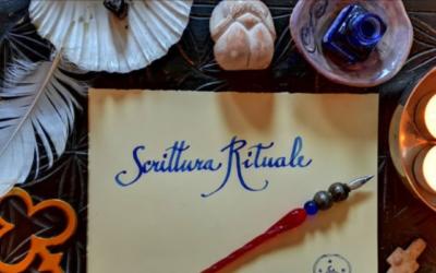 Laboratorio di scrittura rituale a Parma