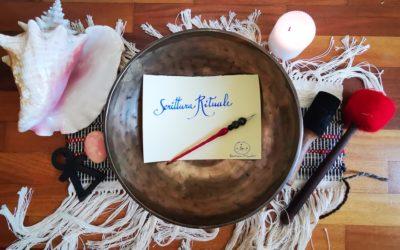 Laboratorio di scrittura rituale a Cagliari