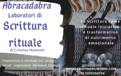 Abracadabra. Laboratori di scrittura rituale a Roma