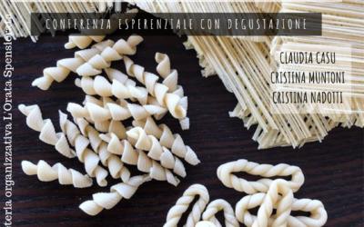 Carrelas 2019 | Pastas antígas de Sardigna | Conferenza esperienziale