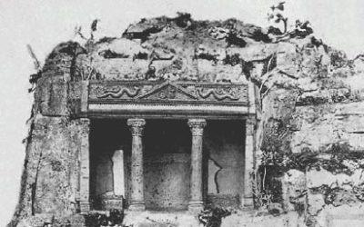La Grotta della Vipera e il culto della Dea Iside