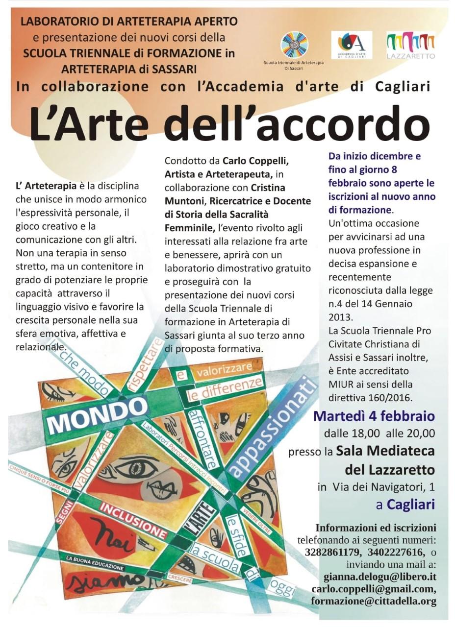 Cristina Muntoni • L'arte dell'accordo. Presentazione ...
