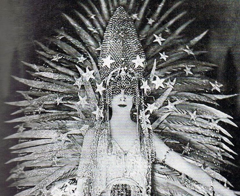 La divina Luisa Casati Stampa