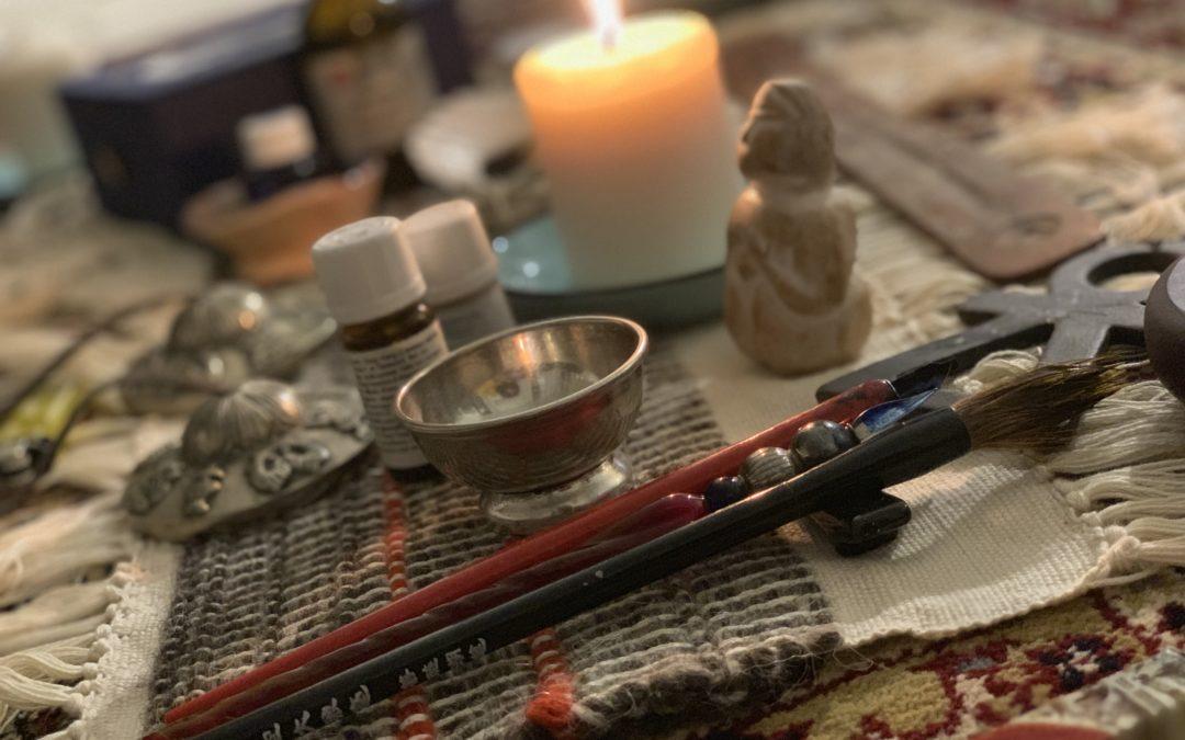 Scrittura rituale