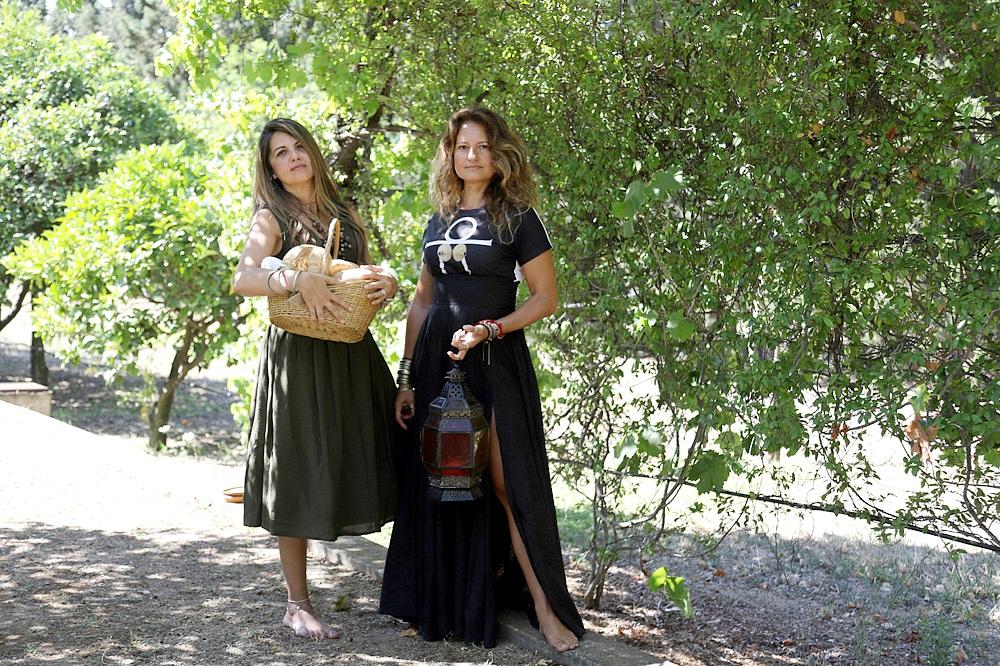 Magia e ritualità della panificazione sacra. Cena e rito sotto gli alberi
